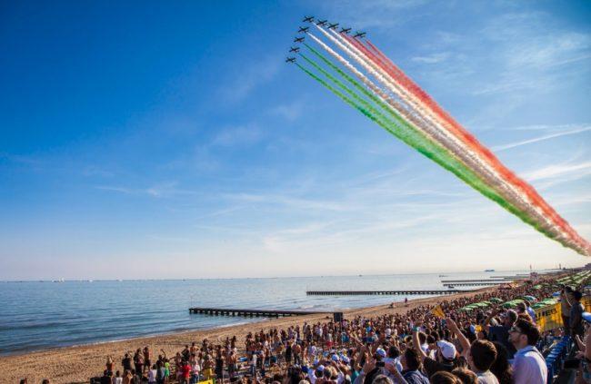 Calendario Frecce Tricolore 2020.Jesolo Air Show 2019 Ultime Ore Di Attesa Il Programma