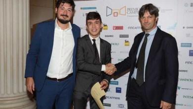 Matteo Porru vince il Campiello Giovani 2