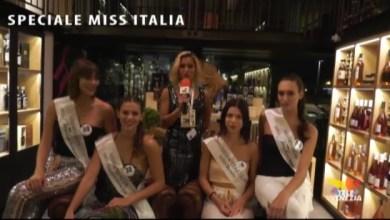 Miss Italia 2019 a Jesolo: le ragazze si raccontano