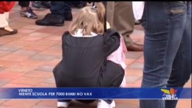Niente scuola per 7 mila bimbi no vax
