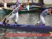 Regata Storica 2019: vincono Andrea Bertoldini e Mattia Colombi