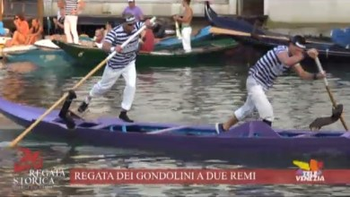 Photo of Regata Storica 2019: vincono Andrea Bertoldini e Mattia Colombi