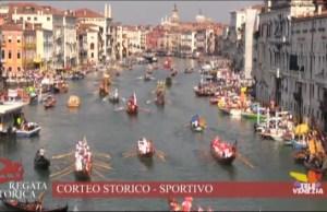 Regata Storica di Venezia 2019: corteo storico sportivo