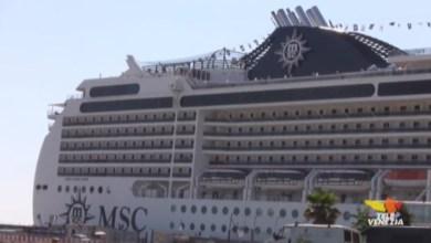 Tragedia su una nave da crociera MSC partita da Venezia