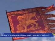 Autonomia del Veneto: delegazione a Roma riprende le trattative