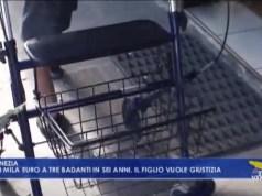 Badanti prelevano 700 mila euro: figlio vuole giustizia