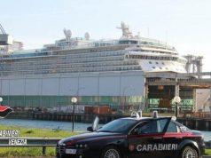 Estorsione in Fincantieri: professionista arrestato dai Carabinieri - TeleVenezia