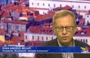 VIDEO: Gian Angelo Bellati: sì per la separazione di Mestre - Venezia - TeleVenezia