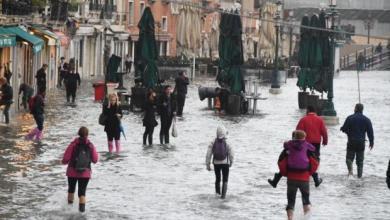 Acqua alta eccezionale: asili chiusi a Venezia. Le previsioni