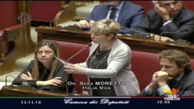 Photo of Aiuto per Venezia: l'intervento di Sara Moretto
