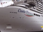 Costa Firenze: varo tecnico per la nave da 6 miliardi di euro