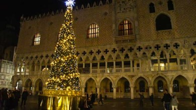 Photo of Natale 2019 a Venezia: accesi l'albero e le luminarie