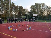 Campo di calcio a 5 e di basket inaugurati al Quartiere Pertini - Televenezia