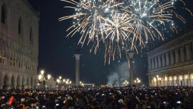 Capodanno: Festa a San Marco a Venezia,a Cortina processione