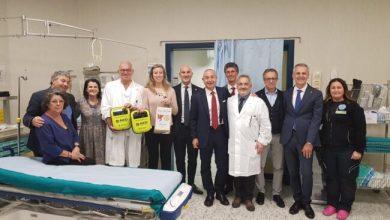 Due defibrillatori donati dal Rotary all'Ospedale di Jesolo