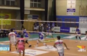 Invent San Donà: in 4 set archivia il match con Brugherio