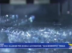 Plastic Tax: allarme per 30 mila lavoratori