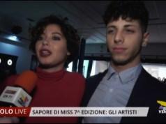 Sapore di Miss 2019 intervista agli artisti