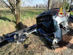 Scorzè, auto finisce in un canale di scolo: morto passeggero