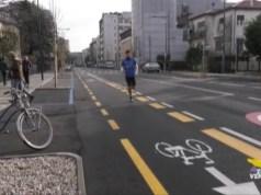Viale Libertà: inaugurata la rinnovata strada di San Donà
