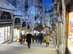 acquisti di natale a Venezia