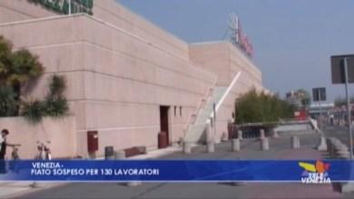 VIDEO: Conad non licenzia i 100 dipendenti dell'ex Auchan di Mestre - Televenezia