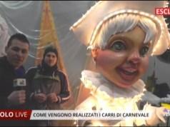 Carro di Carnevale: come viene realizzato. Il Backstage