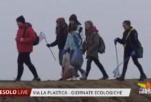 Giornate ecologiche a Jesolo: via la plastica dalla spiaggia