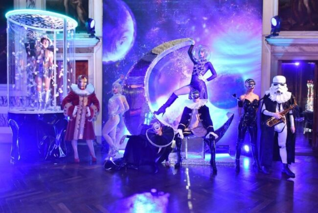 The Official Dinner Ball in Love carnevale di venezia 2020