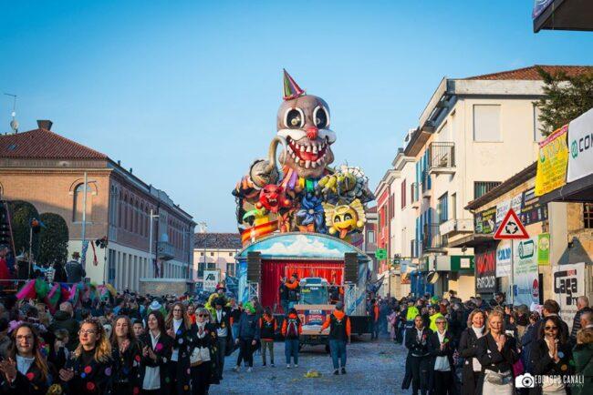 Carnevale di Ceggia 2020: programma delle sfilate