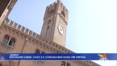 Coronavirus cinese lambisce anche il Veneto