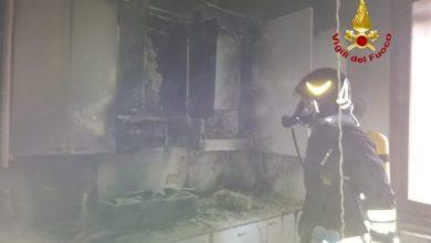 Incendio in un'appartamento a Venezia: due persone all'ospedale