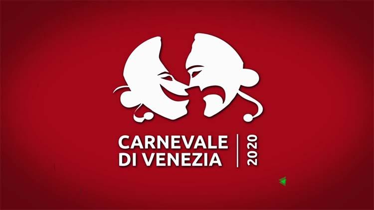 logo carnevale di venezia 2020