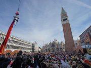 Carnevale di Venezia 2020 in Piazza San Marco: programma 16 febbraio
