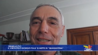 "Photo of Coronavirus, Giorgio Palù: ""Basta allarmismi"""