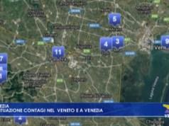 Coronavirus in Veneto e Venezia: la situazione dei contagi