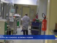 Coronavirus, mappa del contagio: 42 finora i positivi