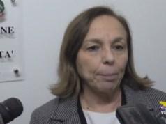 Ministro Luciana Lamorgese lascia i giornalisti a bocca asciutta
