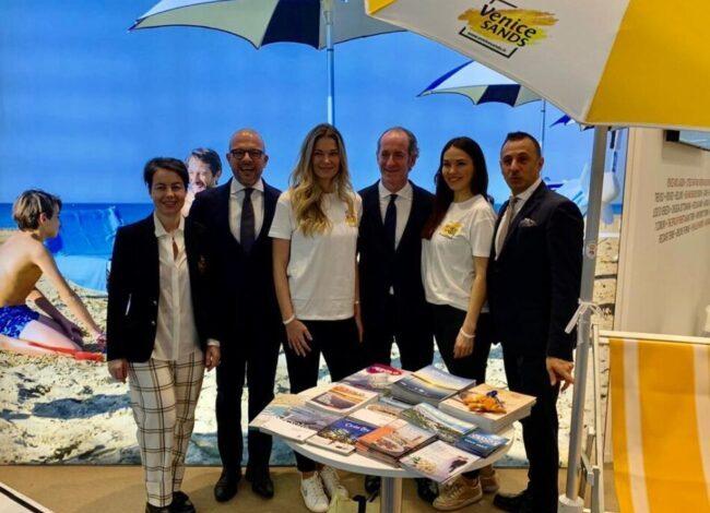 Venice Sands presentata alla Bit di Milano