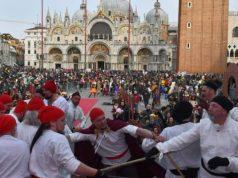 DIRETTA Storia di un amore invincibile - Carnevale di Venezia
