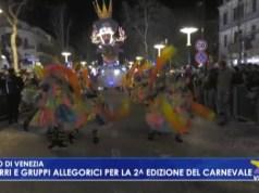 Carnevale del Lido di Venezia: 2° grande sfilata