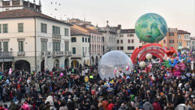 Mestre Carnival Street Show 2020: il grand opening - Televenezia