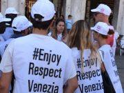 EnjoyRespectVenezia: anche nel 2020 gli steward in Piazza San Marco - Televenezia