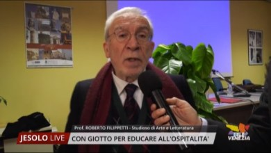 Photo of Giotto: un percorso di educazione all'ospitalità