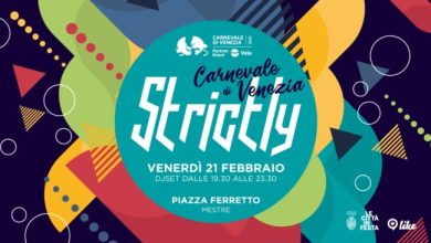 "Photo of Happy Friday 2020: arriva a Mestre la ""Carnival Edition"""