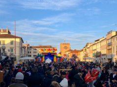 Mestre Carnival Street Show: successo per il primo fine settimana