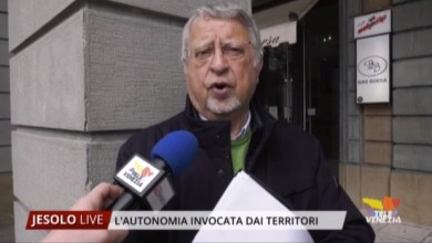 Autonomia: la parola del Senatore Luciano Falcier