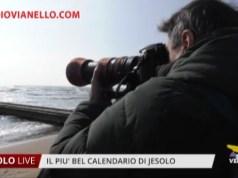 Claudio Vianello: il calendario più bello di Jesolo
