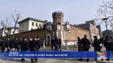 Photo of Coronavirus: rivolta nel carcere di Santa Maria Maggiore