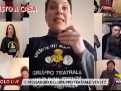 Despizuii Par Caso il messaggio del gruppo teatrale Veneto